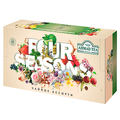 Four Seasons Tea Collection
