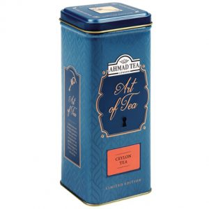 Ceylon Tea - Loose Leaf Caddy from Art of Tea Collection - Элитный Цейлонский Чай